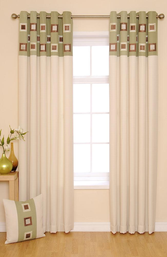 Modern furniture luxury living room curtains ideas 2011 - Curtain photo designs ...