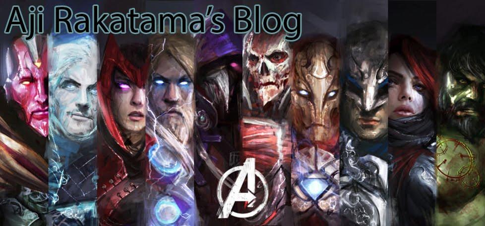 Aji Rakatama's Blog