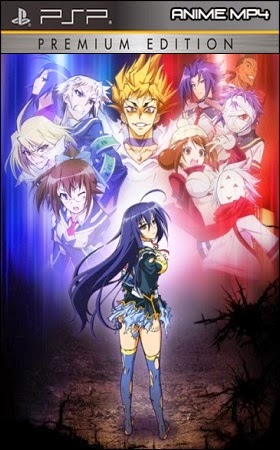 Medaka+Box+Abnormal - Medaka Box Abnormal [MEGA] [PSP] - Anime Ligero [Descargas]