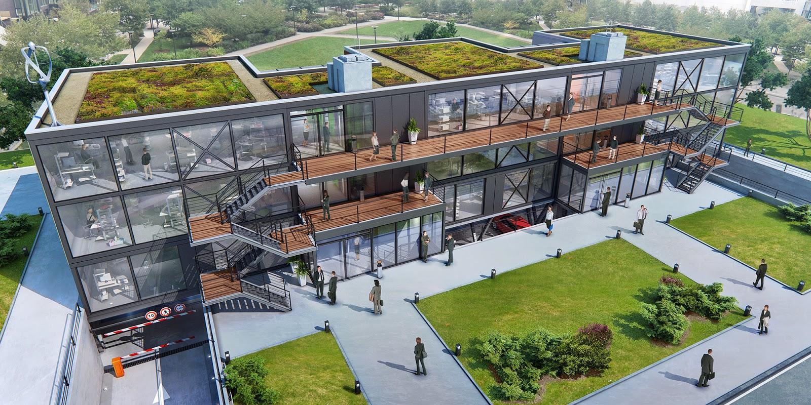 Arquitectura Sostenible e4 concept: Presentacion de nuestro nuevo ...