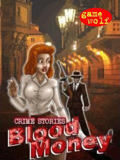 Jogo para Celular Crime Stories Blood Money