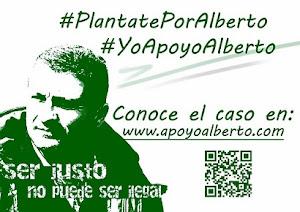 Tu firma para que Alberto Cañedo no acabe en prisión. Luchar contra los caciques no es delito