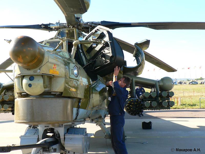 Mi-28 Havoc Combat Helicopter
