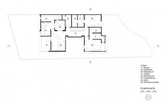 the second floor plan house design modern dynamic