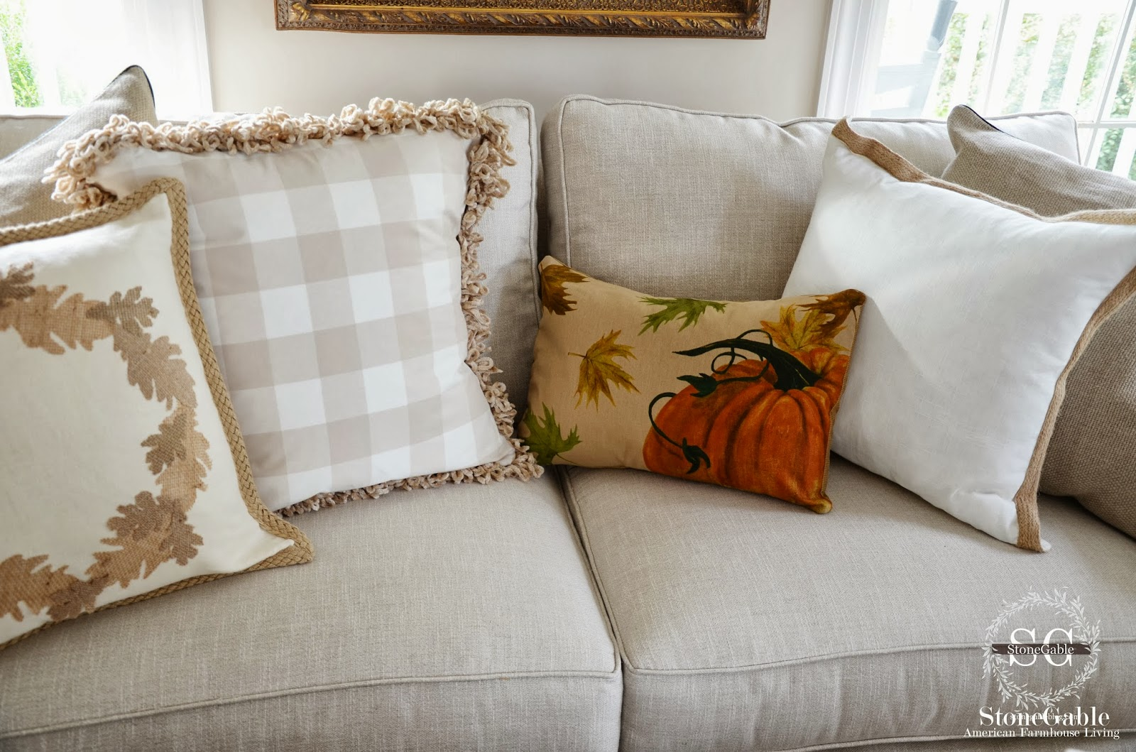 how to make a pillow from a placemat - stonegable
