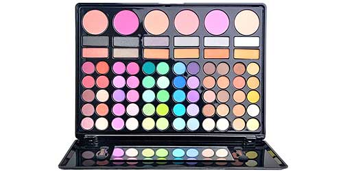 paleta de sombra de ojos de 120 colores