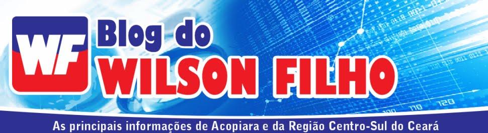 Blog do Wilson Filho
