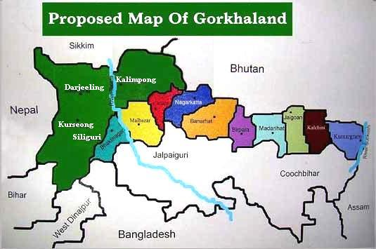 How Gorkhaland is constitutional and can legally become a reality