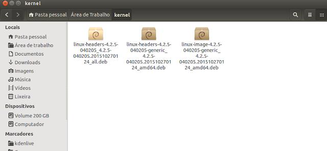 Como instalar um novo Kernel no Ubuntu