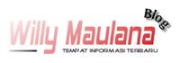 Willy Maulana Blog Tempat Informasi Terbaru