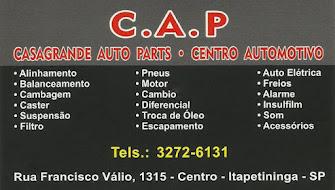 C.A.P CASAGRANDE AUTO PARTS