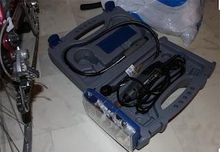 En Dremel 300, bra slipverktyg som nu blivit sålt!