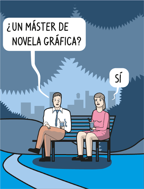 master novela grafica