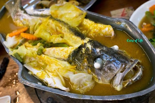 Khidthung Thai Seafood Tomyam Restaurant 想你泰中泰海鲜大排档新竹圆 Jalan Perak
