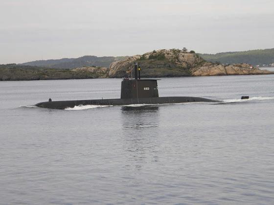 Type-209 class SSK