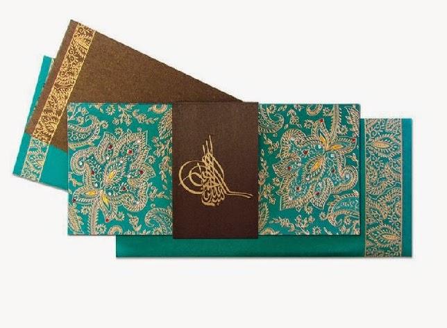 Contoh Desain Undangan Pernikahan Islami dan Modern Terbaru 2015