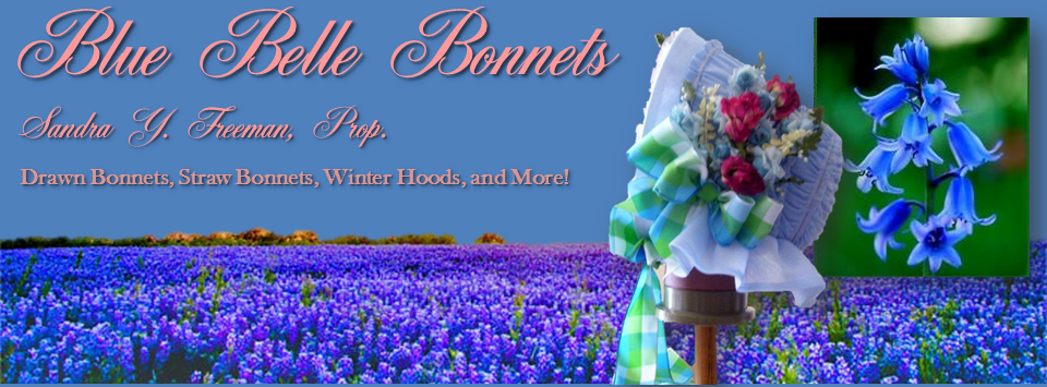 Blue Belle Bonnets