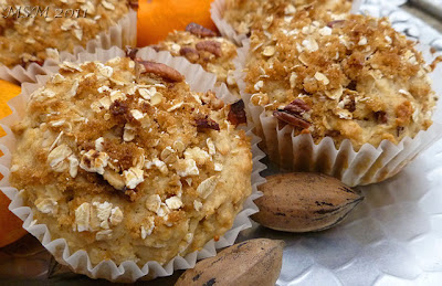 Brown Sugar Muffins | Ms. enPlace