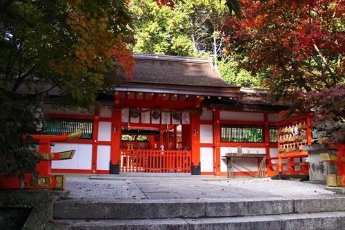大原野神社(おおはらのじんじゃ)