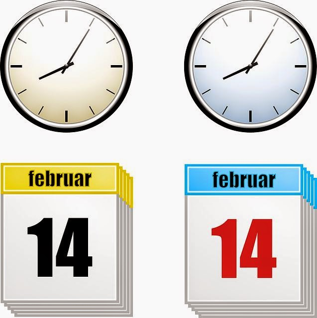 Cara Menambahkan ( Membuat ) Jam dan Kalender Di / Pada Blog
