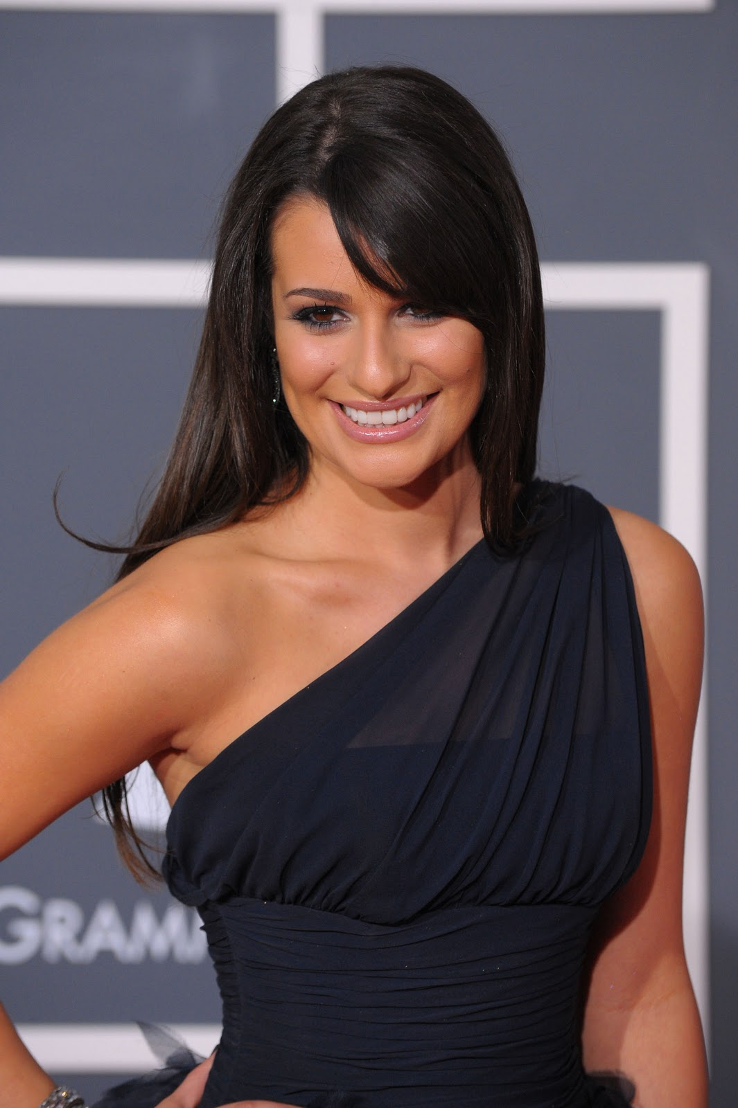 Lea Michele Hairstyles 8