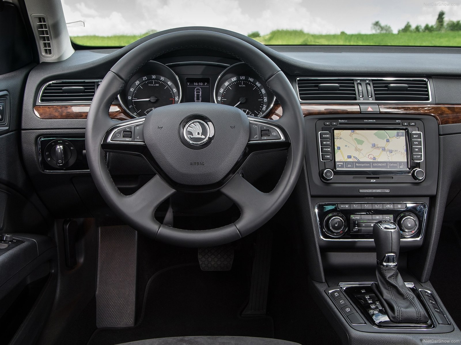 2014 Skoda Superb Combi Review Spec Release Date Picture and Price ...