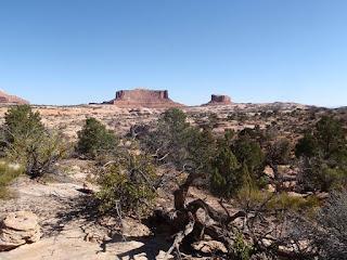 Navajo Rocks, Moab, UT