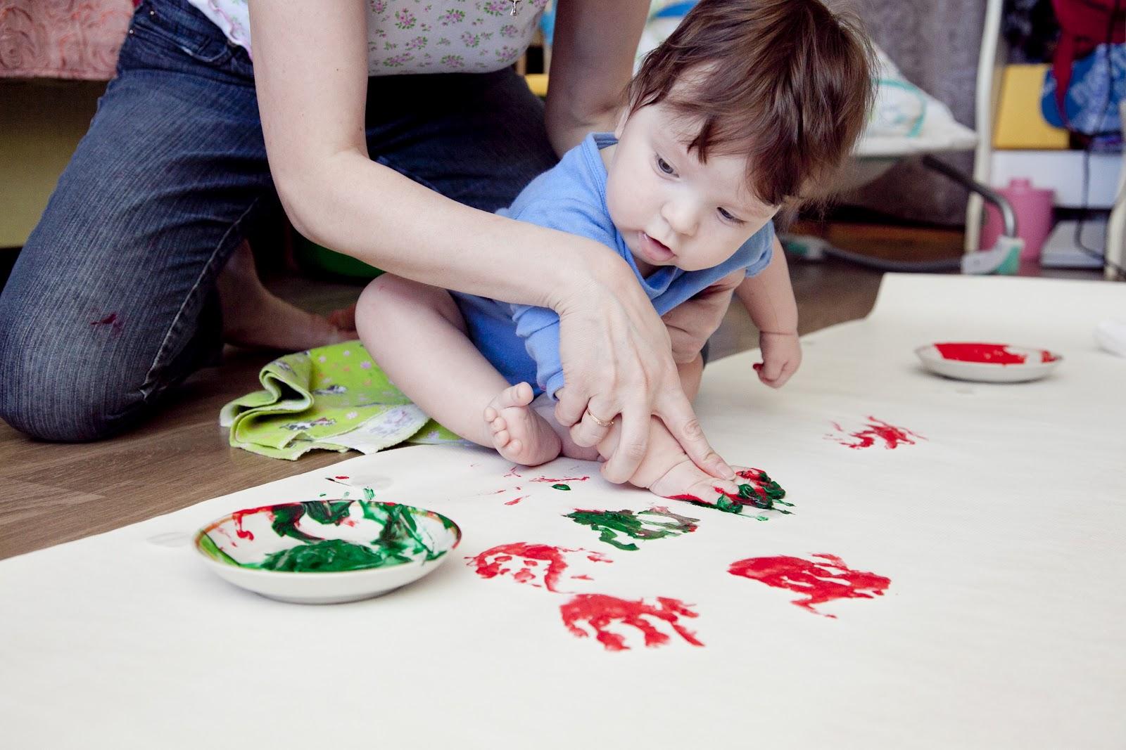 Рисуем своими руками дети 7