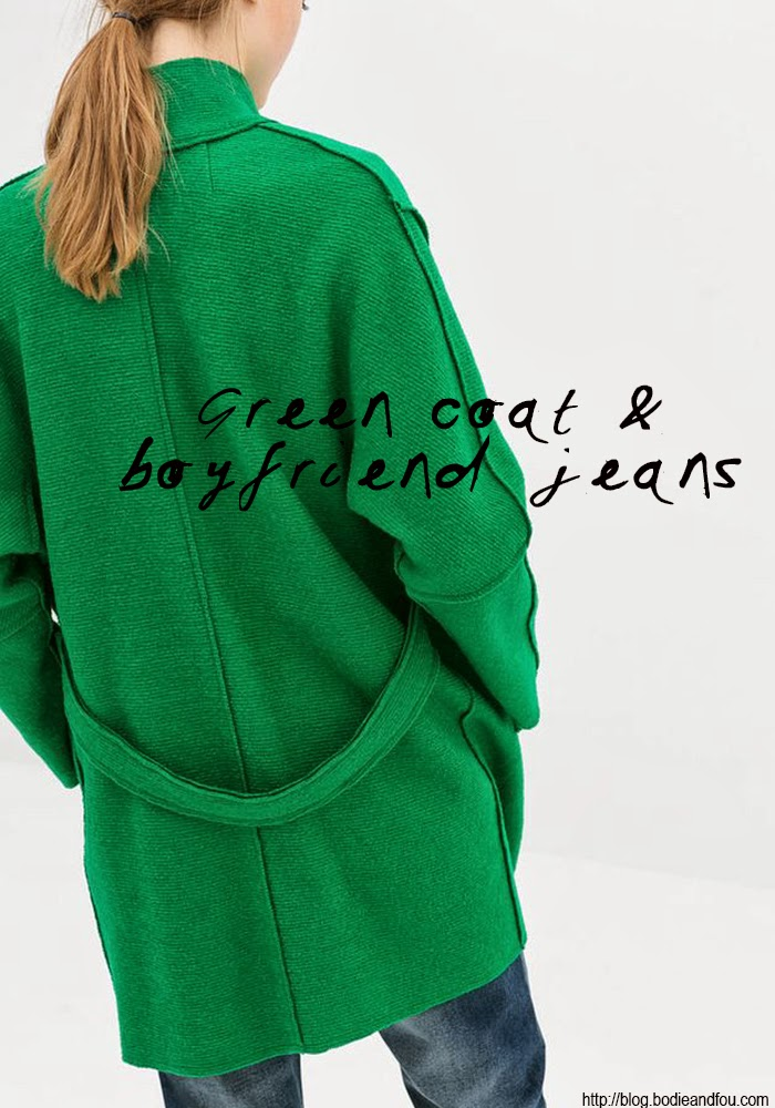 Fashion French Style Green Must-Have