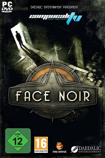 Face Noir PC Full Skidrow