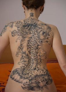 Dicas de Tatuagens de Carpas