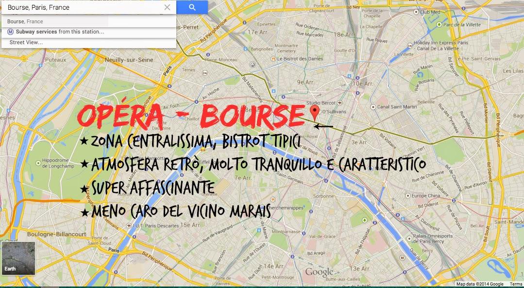 Opéra / Bourse - Paris