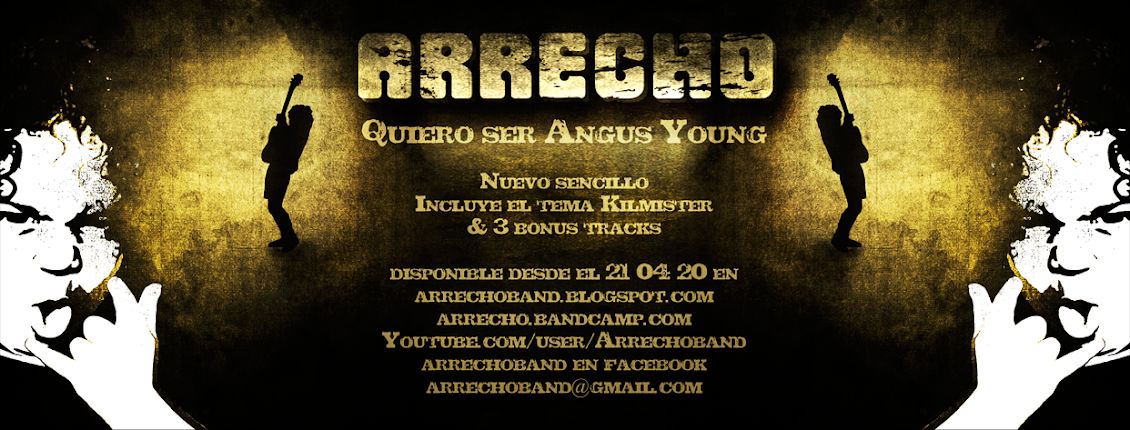 ARRECHO
