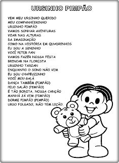 URSINHO+PIMPÃO - Texto para leitura