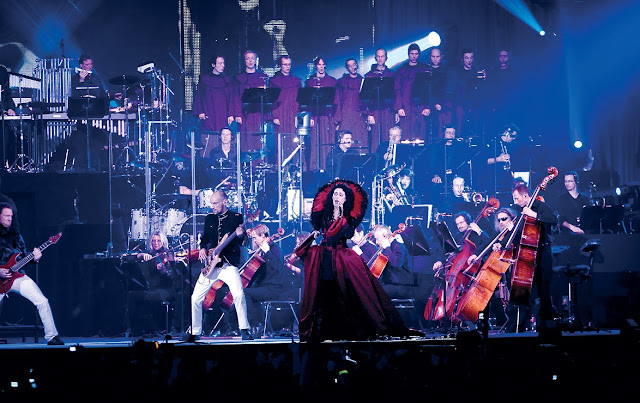 Within Temptation,chorus,music concert