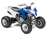 Yamaha pictures 2013 Raptor 250 ATV 03