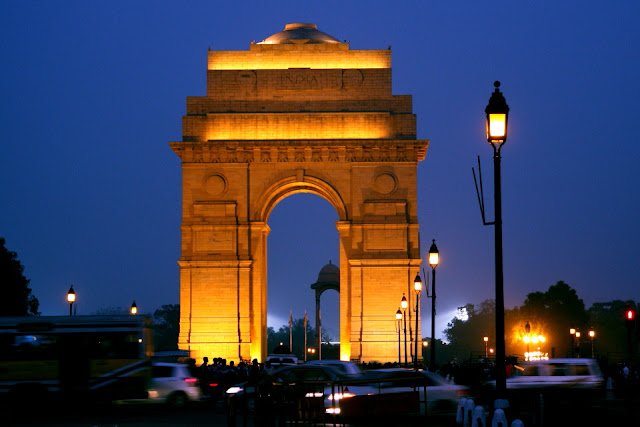 India-Gate-New-Delhi-India