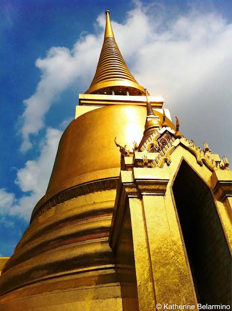 Phra Siratana Chedi, Grand Palace