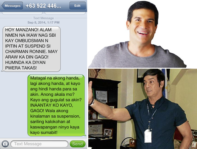 Edu Manzano Exposed Death Threats from Alleged Ronnie Ricketts' Cronies