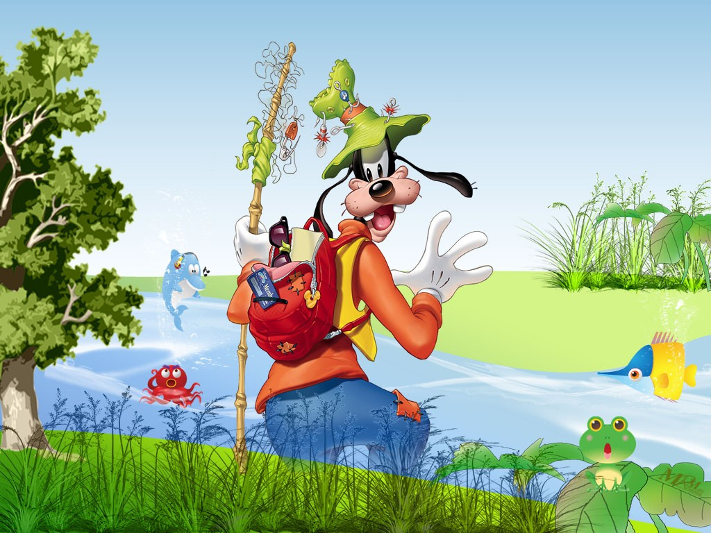 Goofy Wallpapers - Cartoon Wallpapers