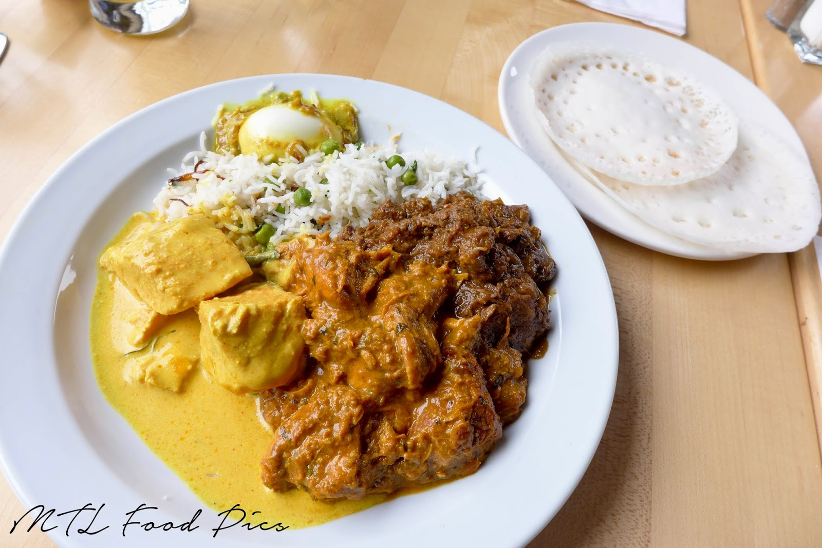 Salmon Curry, Butter Chicken, Pepper Lamb - Kochin Kitchen Ottawa