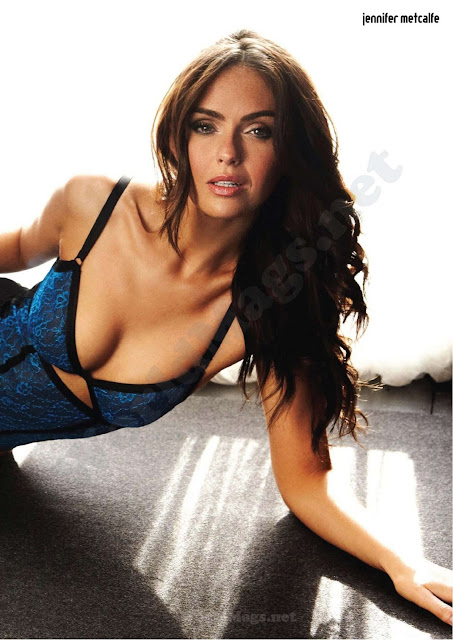 Jennifer Metcalfe hot