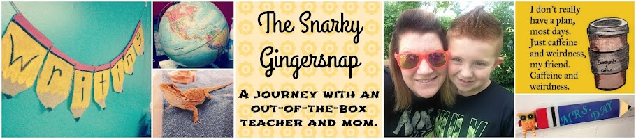 The Snarky GingerSnap