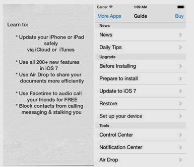 Cara Upgrade IOS 7