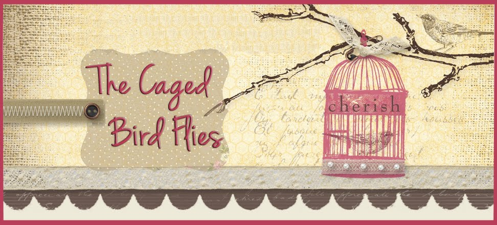 The Caged Bird Flies