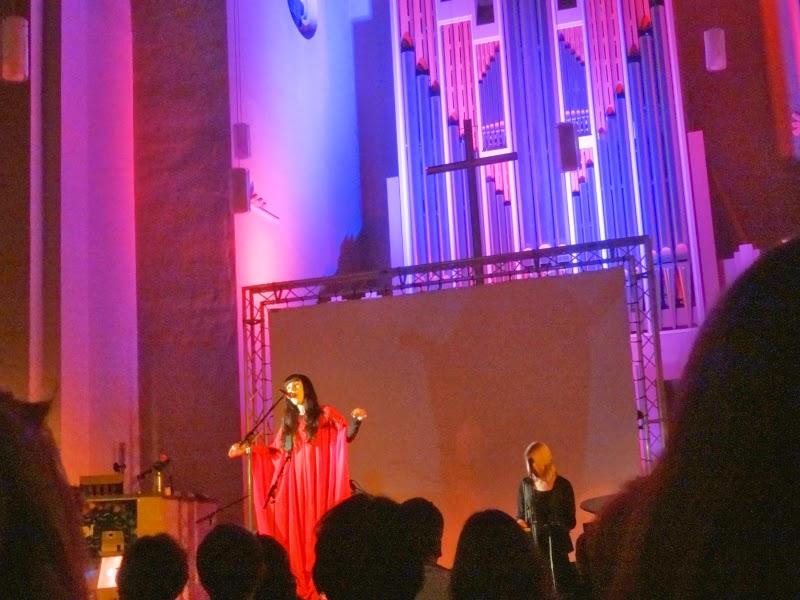 11.03.2014 Dortmund - Pauluskirche: Emily Jane White
