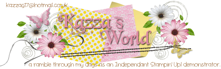 Kazza's world