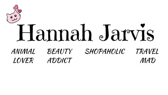 Hannah Jarvis