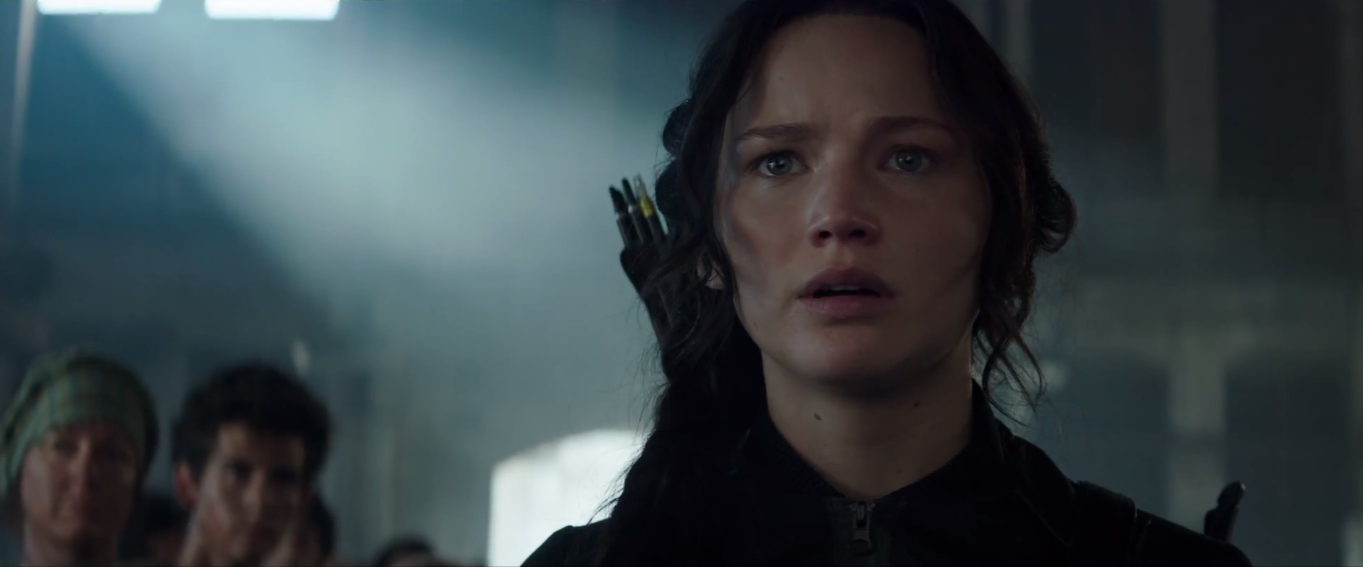 Official Mockingjay Trailer from Comic-Con 2014 Youtube Link