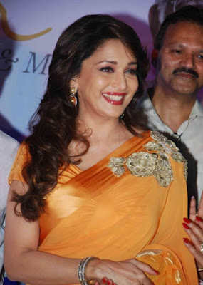 madhuri dixit in aksar album launch